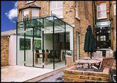 Glasverlängerung Glas Design und Build – #build #design #glass #glasses # expansion -…   – Anbau Glas