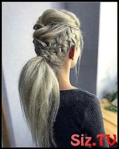 Good Photo Ponytail Hairstyle shoulder length Tips  A ponytail doesn't only should be a coiffure you can put on to your gym. The following versatile…