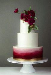 Pide un pastel de bodas: 38 hermosas modelos para inspirarte   – ❤ Hochzeitstorte