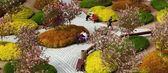 Öffentlicher Platz auf dem Parkhaus des Convention Centers von Claude Cormier | Mo …