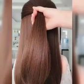 Hairstyle Tutorial for Long Hair, #differenthairstylesvideos #HairstylesTutorial # for #hair # …