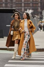 New York Fashion Week Fall 2019 Attendees Pictures