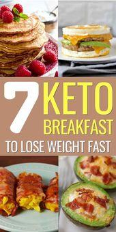 7 einfache Keto-Rezepte zum Frühstück