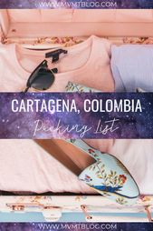 What to Put on In Cartagena: Your Complete Packing Record – MVMT Weblog