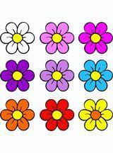 Resultado De Imagem Para Desenho Flor Colorida Flores Coloridas