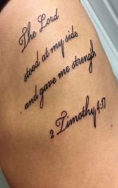 Tattoo christian quotes the bible 44+ trendy Ideas