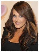 Karamell Hellbraun  Diese Website hat einige braune Haarfarben für 2014.