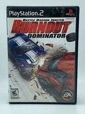 Burnout Dominator Playstation 2 Ps2 Complete Ships Next Business Day Ebay Playstation Playstation 2 Retro Gaming