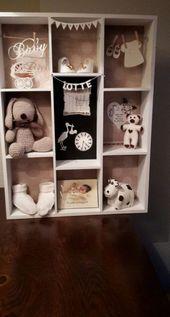 Baby geschenk geburt setzkasten 55 ideas – Baby frame