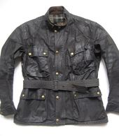 1fcef9f4716 STUNNING BELSTAFF BLACK PRINCE SAMMY MILLER JACKET UK EXTRA LARGE CHEST 48
