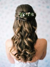 Make Wedding Special With Special Wedding Hair 1