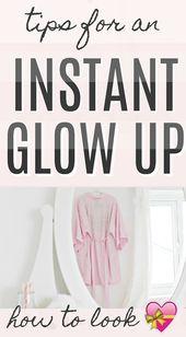 Wie man aufblüht und hübsch aussieht, verwöhnt girly Selbstpflegeroutine   – For good skin