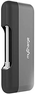 Amazon Com Mycharge Power Cord Mini Portable Charger 2600mah External Battery Pack Power Bank Micro Usb External Battery Pack Portable Charger Micro Usb Cable
