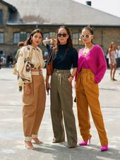 I'm 5'2 and I've Figured Out How to Wear This Difficult Trouser Trend