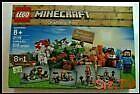 LEGO MINECRAFT CRAFTING BOX 21116 KOMPLETT KOMPLETT MIT HANDBUCH UND PLAKAT #Spielzeug, #Kiste #Kompl …   – Lego