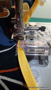 Presser feet – often underestimated? – Anyone can sew