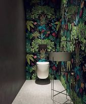 bathroom furniture botany look jungle tape …