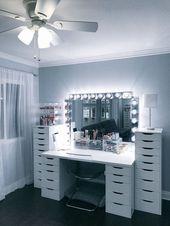 18 Tipps zur Aufbewahrung von Schönheitsprodukten