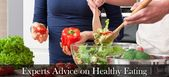 Expert Roundup: Healthy Cooking Tips From Top Food Experts
