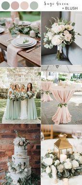 Top 10 Wedding Color Ideas for Spring/Summer 2020 …