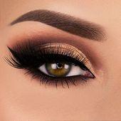 21 umwerfende Schminke-Looks zu Händen grüne Augen> CherryCherryBeaut