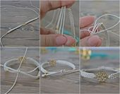 Simply make macrame yourself – for tips! Make res yourself!