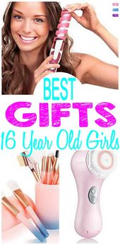 HO! HO! HO! Zeit für Weihnachtsgeschenke! Beste 16-jährige Mädchen Geschenke unter …