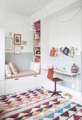 Kinderzimmer: 70 tolle Ideen zum Dekorieren mit Fotos – Neu dekoration stile