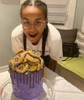 Alles Gute zum 14. Geburtstag Denitsa !!! 🤗🥳Wünsche Ihnen einen Tag, der in allen Zeiten etwas Besonderes ist …