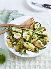 6 recetas para una ensalada de patatas sencilla y saludable – Verduras