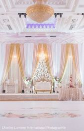 Wedding Backdrop Indian Stage Decorations Draping 52 Trendy Ideas