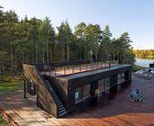 ▷ 64 +Ideen zum Thema modernes und günstiges Container Haus