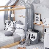 10 entzückende Kinderzimmer Ideen und Inspiration – Recently (Home Interior Design Ideas