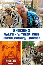 85 Shocking Netflix Tiger King Quotes Guide For Moms King Quotes Single Jokes King Meme