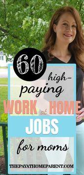 60 Von zu Hause aus arbeiten [The Ultimate Job Guide] – …