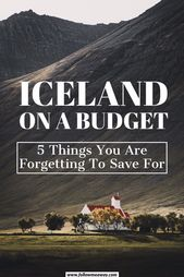 Iceland On A Funds: 5 Issues You are Forgetting To Save For