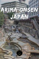 Arima Onsen Japan – Visit this charming hot spring town near Kobe in Japan