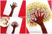 12 strategies de peinture à essayer avec les enfants