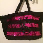 Sale 🇺🇸👸Victoria & # 39; s Secret travel bag NWOT Victoria & # 39; s Secret bru …  – bag