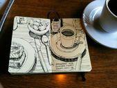Graham Smith-Restaurant Skizzenbuch Viele gute Zeichnungen im Art Journal auf se…