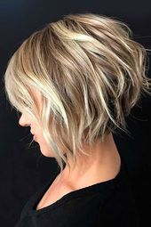 28 Short Reverse Bob Hairstyles »Hairstyles 2019 New Hairstyles and Hair Colors