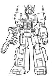 Transformers Para Voce Colorir Em 2020 Desenhos Para Criancas