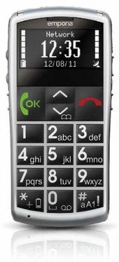 Deutsche Telekom Emporia Talkcomfort Telefono Movil 45 7 Mm 1 8 128 X 64 Pixeles Fstn Gsm 850 900 1800 1900 Mhz Telefono Movil Tablets Telefono