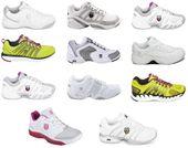 Damen KSwiss Trainer Lace Running Casual Damen Pumps Gym Sport Tennis Schuhe …