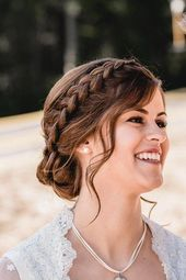 Braid bride The post braided hair bride appeared first on children's fashion. Kids Hairstyles Kids Fashion