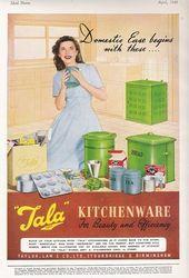 Inspirational tala kitchen utensils Google zoeken Tala vintage kintchenalia Pinterest