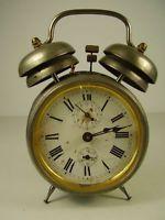 Antiker Seltener Junghans Doppel Glocken Wecker Vor 1945 Wecker