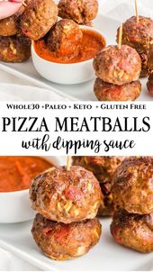 a7ad048d64de046a8f862aa17abfe92d These pizza encouraged meatballs are actually full of sausage, pizza dressing as well as red onion ...