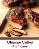 ULTIMATE GRILLED PORK CHOPS RECIPE – Simple Ways to Live a Healthy Lifestyle – D…