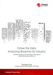 [Download] Sept 2015 Follow the data: Analyzing Breaches by Industry